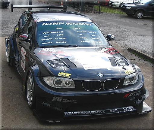 GT3 Racing Series Carbon Fiber Body Kits