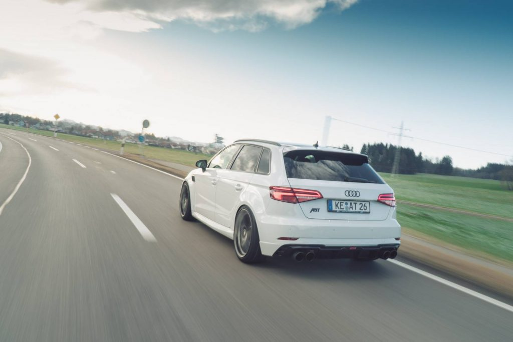 ABT Audi RS3 Sportback with 500hp | Tuning Empire