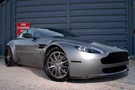 Aston Martin Vantage Carbon Fiber Mirror Shells