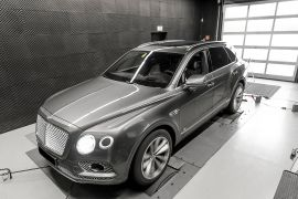 Bentley Bentayga - Performance upgrade