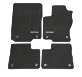 CARLSSON A-CLASS W177 Floor mat set Interior kit