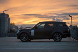 Fab Design Range Rover Vogue NOREIA Body Kit