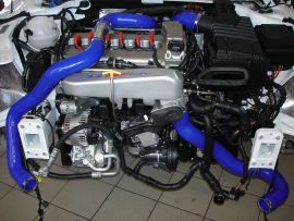 HGP Turbo upgrade for Audi TT 3.2 8J