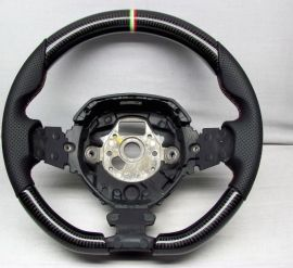 LAMBORGHINI carbon fiber enhanced - custom steering wheel