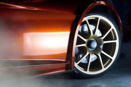MANSORY McLaren 12C Wheels