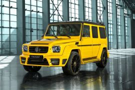 MANSORY Mercedes-Benz G 63 AMG GRONOS Wheels