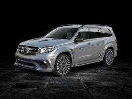 MANSORY Mercedes-Benz GLS 63 AMG Wheels