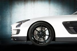 MANSORY Mercedes-Benz SLS AMG Wheels