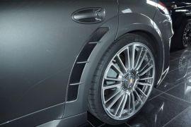 MANSORY Porsche 970 Panamera Facelift Wheel