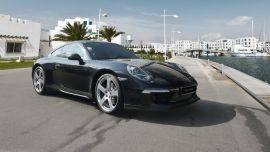 MANSORY Porsche 991 Wheel