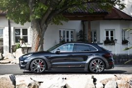 MANSORY Porsche Macan Wheels