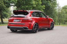 MANSORY Porsche New Cayenne Wheels
