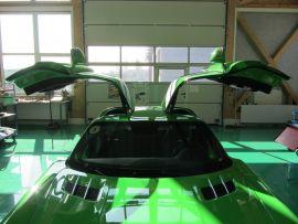 Mercedes-Benz SLS AMG - Gullwing Door Opening kit - electric