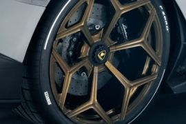 NOVITEC WHEELS AND TIRES for Lamborghini Huracán Spyder