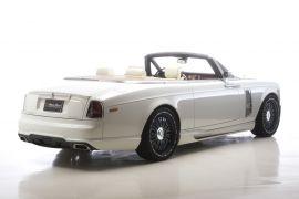 WALD ROLLS ROYCE PHANTOM Drophead Coupe 'BLACK BISON' BODY KIT