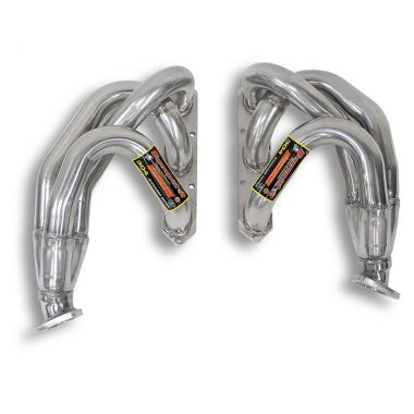 Supersprint  Manifold Right + Left PORSCHE 987 BOXSTER S 3.4i (295 Hp) '07  '08