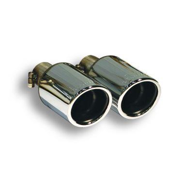 Supersprint  Endpipe kit OO 90  PORSCHE CAYMAN 2.7i ( 245 Hp ) ' 07  ' 08