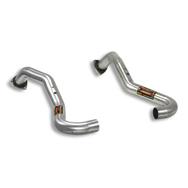 Supersprint  Front pipe Right - Left  PORSCHE CAYMAN R 3.4i (330 Hp) 2011