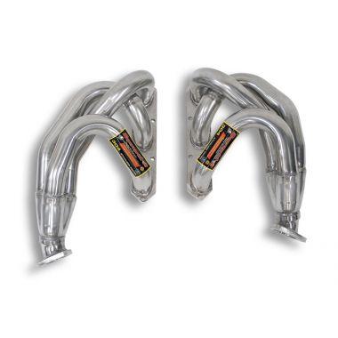 Supersprint  Manifold Right + Left  PORSCHE 996 Carrera 4S 3.6i ' 02