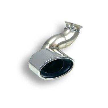 Supersprint  Endpipe Right 145 x 95  PORSCHE 996 Carrera 4S 3.6i ' 02