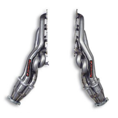 Supersprint  Manifold Right - Left (Left Hand Drive)  RANGE ROVER SPORT 4.4i V8 (FORD engine) 2005  2012