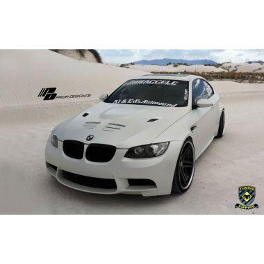 PRIOR DESIGN BMW 3-Series [E92/E93] Widebody PD-M Aerodynamic-Kit
