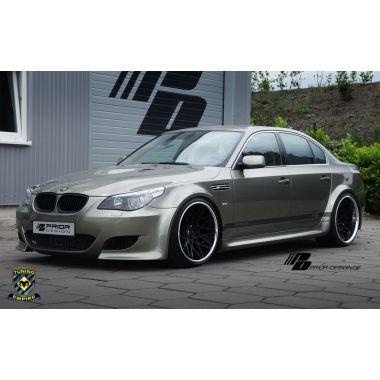 PRIOR DESIGN BMW 5-Series [E60] Widebody Aerodynamic-Kit