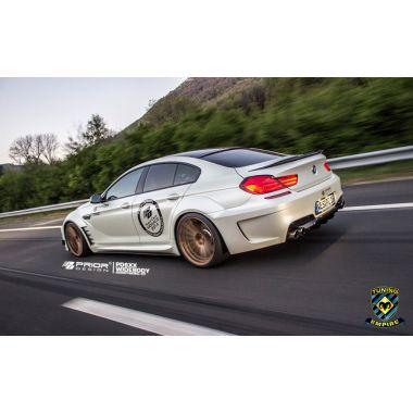 PRIOR DESIGN BMW 6-Series Gran Coupe [F06/M6] Widebody Aerodynamic-Kit