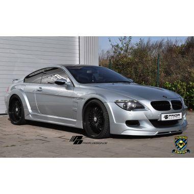 PRIOR DESIGN BMW M6 [E63/E64] Widebody Aerodynamic-Kit