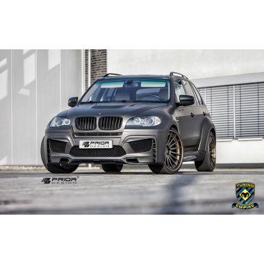 PRIOR DESIGN BMW X5 [E70] Widebody Aerodynamic-Kit