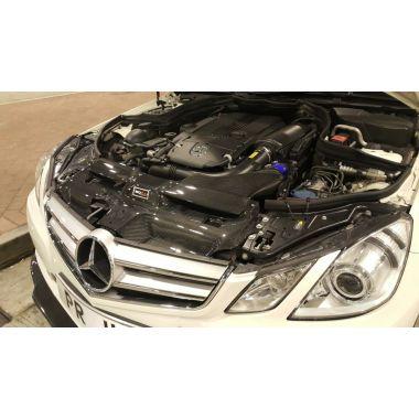 Mercedes Benz  E-Class Coupe 200/250 CGI Carbon fiber Cold Air Intake