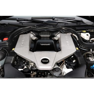 HMS-Tuning Mercedes Benz C63 AMG Supercharger upgrade