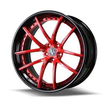 VELLANO VCU CONCAVE STEP-LIP FORGED WHEELS 3-PIECE