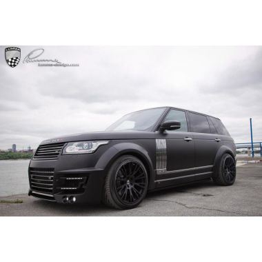 LUMMA-DESIGN CLR-R Widebody for Range Rover MK 4 (L405) from/ab Sept 2012