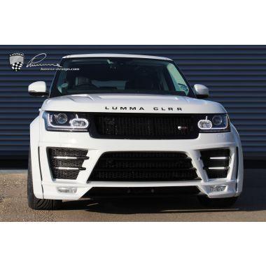 LUMMA-DESIGN CLR-R GT EVO Widebody for Range Rover MK 4 (L405) from/ab Sept 2012