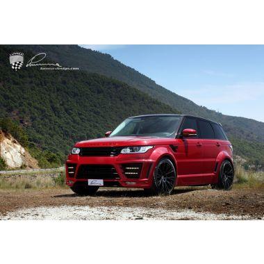 LUMMA-DESIGN CLR-RS Widebody for Range Rover Sport II (L494)