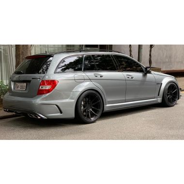 Mercedes Benz C63 AMG Black Series Body kit (Pre-facelift W204) 2008-2010