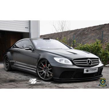 PRIOR-DESIGN PD Black Edition Mercedes CL [W216] Widebody Aerodynamic-Kit