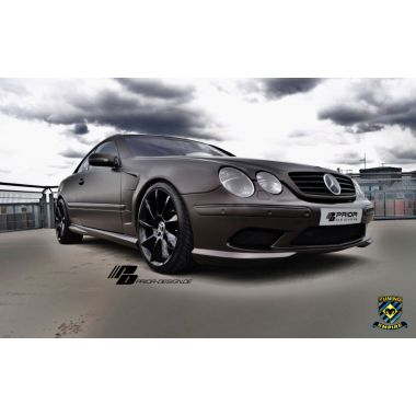 PRIOR-DESIGN Mercedes CL W215 Aerodynamic-Kit