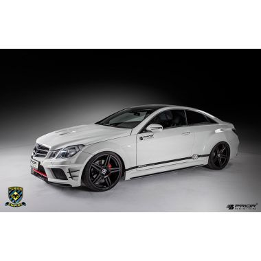 PRIOR-DESIGN PD850 Black Edition Mercedes E-Classe Coupe [C207] Widebody Aerodynamic-Kit