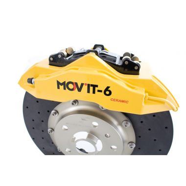 MOV'IT Ceramic brakes for Audi R8