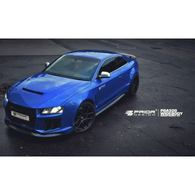 PRIOR DESIGN Audi A5 widebody kit