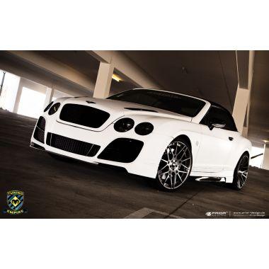 PRIOR DESIGN BENTLEY Continental GT/GTC Aerodynamic-Kit