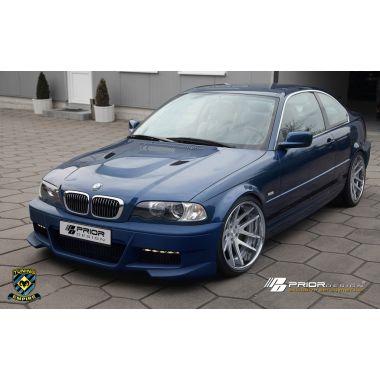 PRIOR DESIGN BMW 3-Series E46 Coupe Aerodynamic-Kit