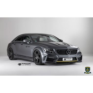 PRIOR-DESIGN PD Black Edition Mercedes CLS [W218]  Aerodynamic-Kit