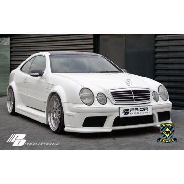 PRIOR-DESIGN Mercedes CLK [W208] Widebody Aerodynamic-Kit