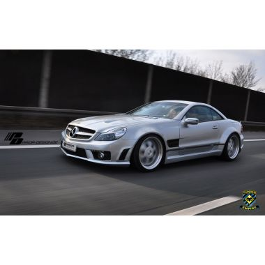 PRIOR-DESIGN Mercedes SL R230FL Aerodynamic-Kit