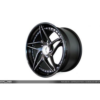 PUR WHEELS - Luxury Series III - LX04