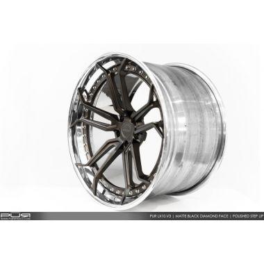 PUR WHEELS - Luxury Series III - LX10