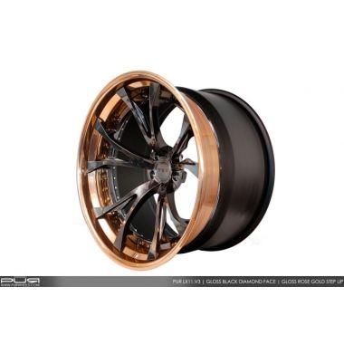 PUR WHEELS - Luxury Series III - LX11